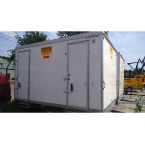 MOBIELE WC-UNIT 5,2 METER